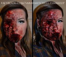 Charred by sarahmitchellmakeup