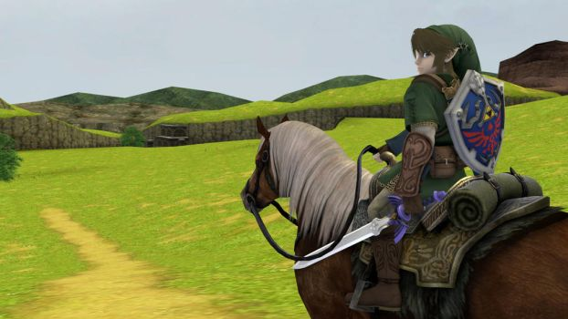 Tp Link On Epona by Gamercorp100