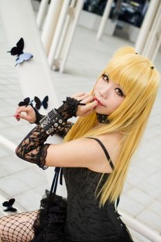 Misa Amane: 1 by Cateography
