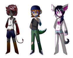 Demon Adopts (1/3 open) by AngeI-Adopts