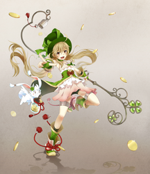 fairy of luck by meago