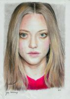 amanda seyfried by ItsMyUsername