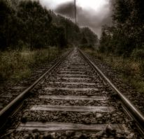 One-way ticket to nowhere by Beezqp