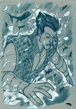 Namor by DenisM79