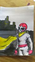 protoman painting 2 by Chongothedrawfriend