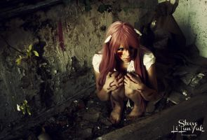 Elfen Lied - The breakaway by Sutibu-sama