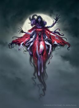 MtG: Eldritch Moon - Abolisher of Bloodlines by namesjames
