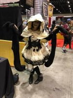 2017 megacon Mimikyu by Wrathion9
