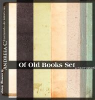UNRESTRICTED - Of Old Books Pack by frozenstocks