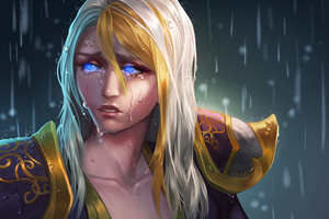 Sad Jaina by PuddingPack