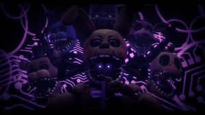 Purple Murder [REDO] (fnaf sfm) by JR2417