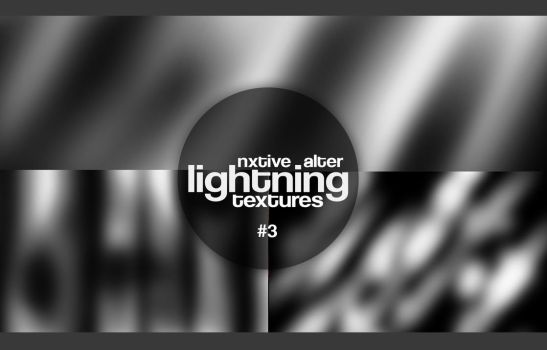 Textures | Lightning 3 || by Alternxtive by alternxtive