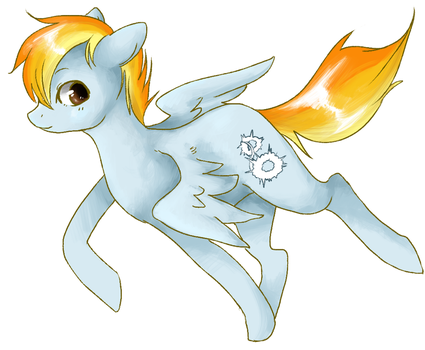 commission: Airburst by matcharoll