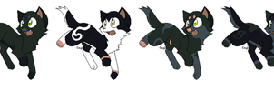 Kits for Mousefur3 by Evertooth