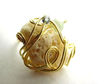 Harbor Ring by sojourncuriosities
