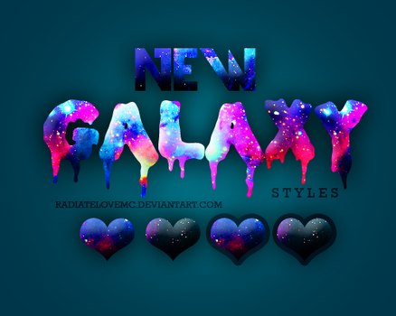Galaxy Styles by radiatelovemc
