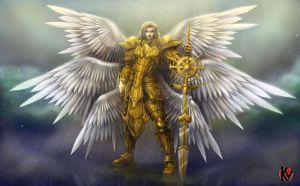 Saint Michael Improved by Kao-Valer