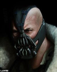 BANE - by DanLuVisiArt