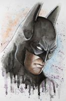 Batman by NelEilis