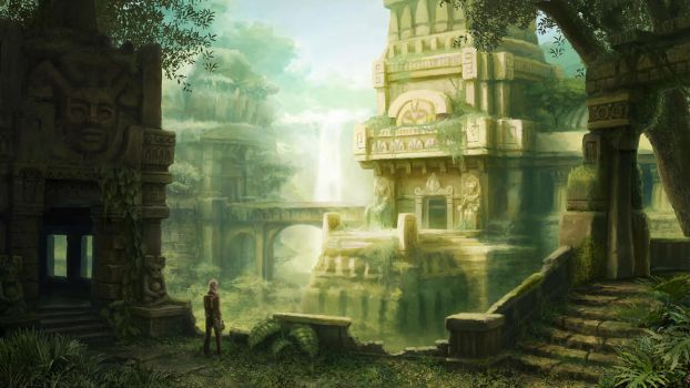 City of the Ancients by ZackF