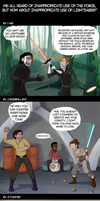 Inappropriate Use Of Lightsaber by punki123