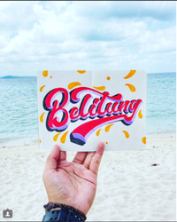 Belitung Island by robby15red