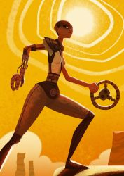 Furiosa by bearmantooth