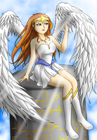Angel 3 by SunnyTheSunFlower