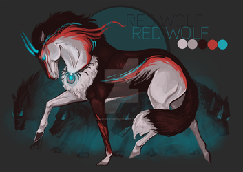 Red wolf|closed by WalkersPets