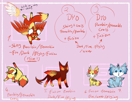 PN: Clutch: Special Fennekins and Purrloins (OPEN) by Eiliakins