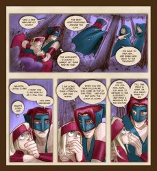 Webcomic - TPB - Circe - Page 7 by Dedasaur