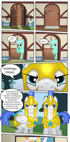 MLP: FiM - Royal Prerogative by PerfectBlue97