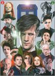 Doctor Who - Series 6 by caldwellart