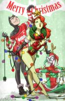 Merry Christmas 2014 by ArtistAbe