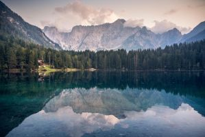 Fusine by Mark-Heather