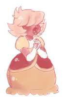 Steven Universe Padparadscha by Emotional-Headache