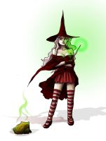 Put a spell on you by Maieth
