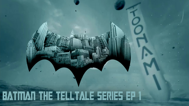 Toonami - Batman The Telltale Series by kgifted91