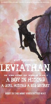 Leviathan Musical Poster by sunnyellow16
