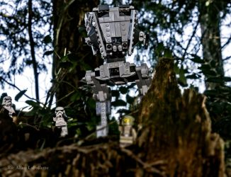 At-st by TheArtOfaMadMan