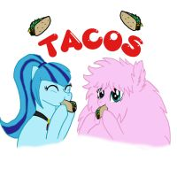 Tacos!!!!!!!!!!! by MarieDRose