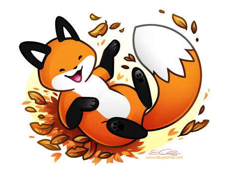 Faux Autumn by SilentReaper