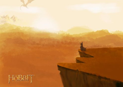 Hobbit by thuya14