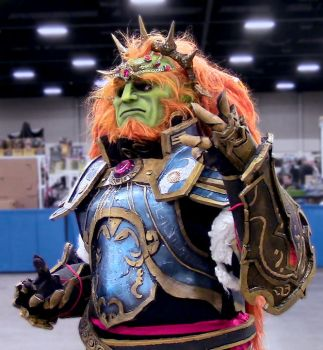 H.W. Ganondorf V2 photo byJ R by jaredjlee