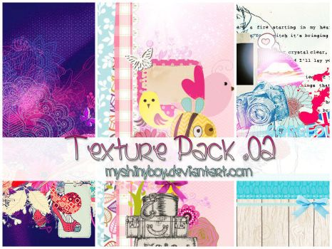 Texture Pack .02 by MyShinyBoy