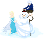 Do You Wanna Build A Snowman? by KTechnicolour