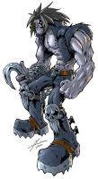 LOBO color by blackpoint