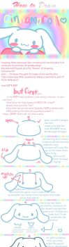 Cinnamoroll Tutorial by xWhite-Bunnix