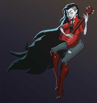 Thriller Marceline by Nimtz