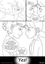 Adrienette: The first step pt. 11 by Kucky93